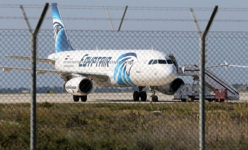 Détournement du vol MS181 d'EgyptAir et confusion sur les motivations du pirate de l'air