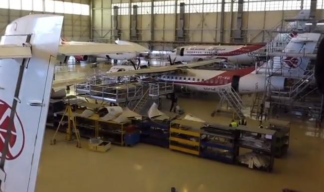 Air Algérie aura sa filiale de maintenance en Juillet 2016