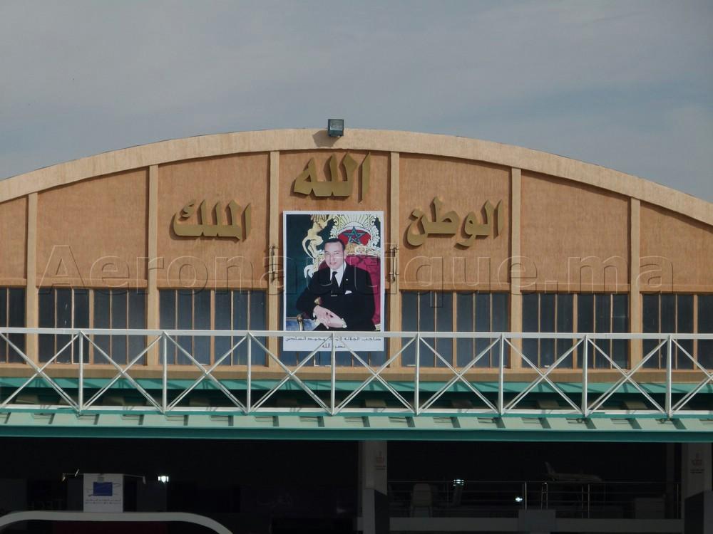 Marrakech Airshow 2016: Un pavillon à la hauteur de la grandeur des Forces Royales Air