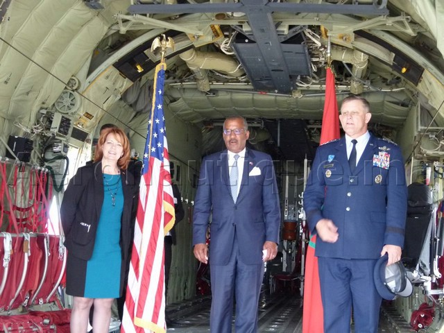 Marrakech Airshow 2016: Le pavillon international américain fait le show