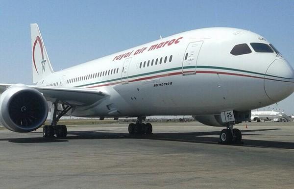 Royal Air Maroc reçoit son troisième B787 Dreamliner et vise la ligne Casablanca-Washington
