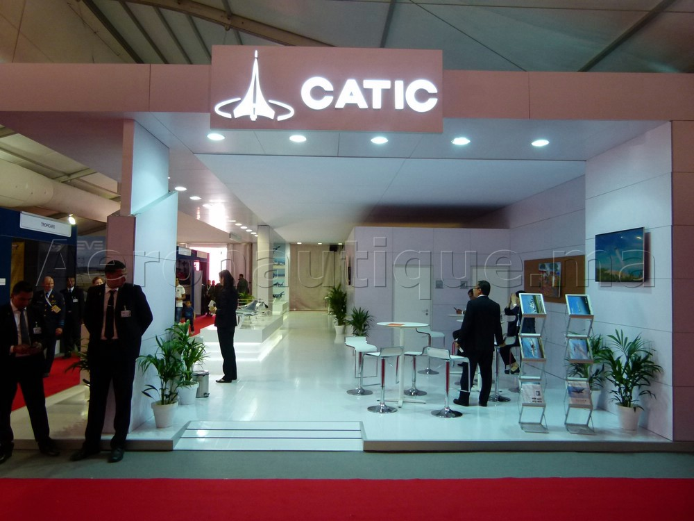 CATIC au Marrakech Airshow 2016