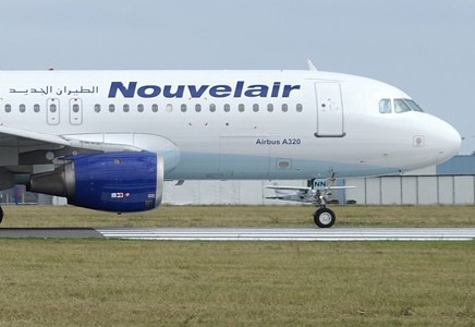 Farnborough: Nouvelair continue son contrat de maintenance avec Snecma