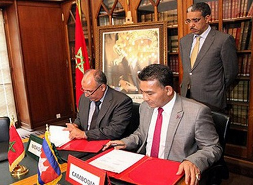 Le Maroc et le Cambodge renforce leur coopération dans l'aviation civile