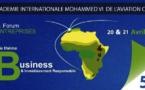 L'Académie Internationale Mohammed VI de l'Aviation Civile organise la 5ème édition du Foum AIAC-ENTREPRISES
