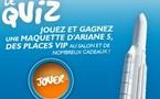 Gagnez des places pour Le Bourget en jouant avec Astrium