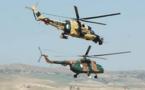 La série des crashs d'hélicoptères militaires se poursuit avec un nouveau crash ayant fait deux victimes