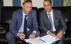 AIAC Mohammed VI et Atos Maroc signent une convention de partenariat
