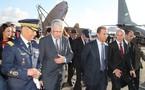 AeroExpo 2010: Inauguration du salon par le premier ministre Mr Abbas Elfassi
