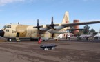 C-130J Super Hercules Showcased at Aeroexpo Marrakesh