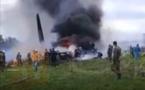 Le crash d'un avion militaire en Algérie fait 257 morts