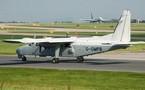 Crash d'un avion Defender de la gendarmerie royale