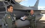 Les officiers marocains découvrent les avions F16 Block-52 en Caroline du sud