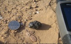 La chute d'une météorite martienne dans la région de Tata