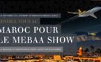 Marrakech accueille MEBAA show Morocco, le salon de l'aviation d'affaires les 25 et 26 septembre
