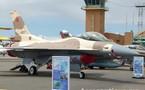 Marrakech Airshow 2012: Première apparition du F16 Block 52 des Forces Royales Air