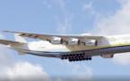 L'Antonov AN-225 prêt à redécoller pour participer à la lutte contre la pandémie