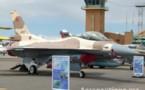 Farnborough 2012: Le Maroc se dote de missiles Sidewinder AIM-9X Block II pour ses F16