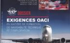 """""""L'espace Marocain"""" dédie un dossier spécial aux exigences OACI en terme de Formation, Navigabilité et exploitation"""