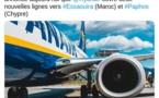Ryanair prévoit une nouvelle liaison vers Essaouira pour la saison hiver 2021-2022