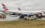 Un Dreamliner de British Airways chute sur son nez à l'aéroport de Londres-Heathrow