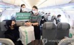 """Les """"vols vers nulle part"""" attirent toujours malgré leur impact environnemental"""