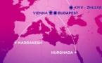 Wizz Air lance la ligne Vienne-Marrakech pour cet hiver