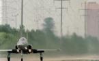 En suisse, les autoroutes peuvent aussi servir de pistes d'atterrissage aux avions militaires