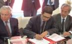 Marrakech Airshow 2014: Signature d'un partenariat pour l'extension de l'Institut des Métiers de l'aéronautique