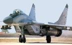 Un MIG-29 s'écrase dans l'ouest de l'Algérie
