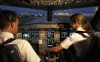 Aziz Rebbah rencontre l'AMPL pour parler formation des pilotes de ligne