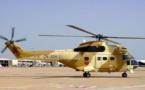 Les Forces Royales Air évacuent 40 personnes par hélicoptère cernées par les pluies au sud de Guelmim
