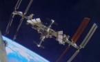 Les membres d'équipage de l'ISS fait le cirque en orbite (Vidéo)
