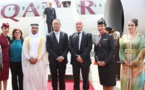 Qatar Airways relie Doha à Marrakech en Dreamliner 787-8