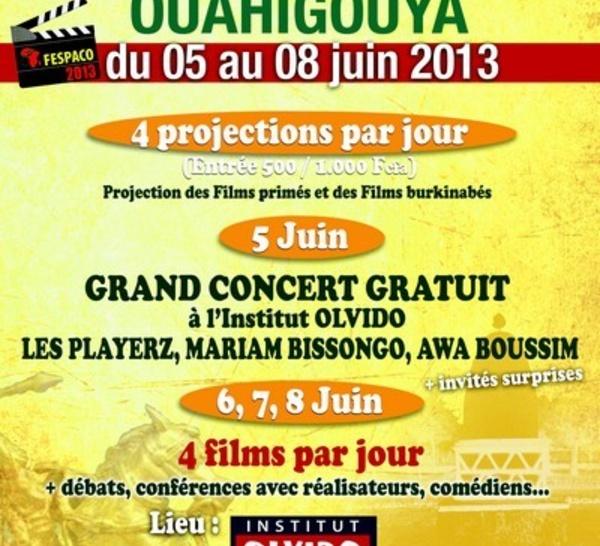 Royal Air Maroc Transporteur officiel du Festival Panafricain du cinéma de Ouagadougou