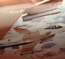Israel Military Industries équipe les F16 Marocains