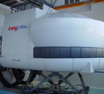 Un nouveau simulateur de vol d'A320 de Thales en Tunisie