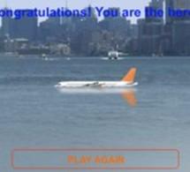Devenez le héros du crash de l'Hudson river