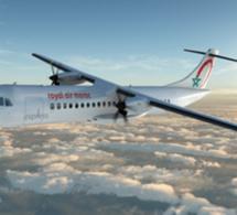 Royal Air maroc commande six nouveaux avions ATR serie 600 pour sa nouvelle compagnie régionale