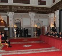 Première réunion du comité national chargé du pilotage du Pacte national pour l'émergence industrielle.