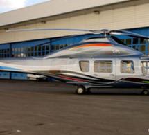 Bourget 2009: Eurocopter présente pour la première fois en Europe son nouveau hélicoptère EC175