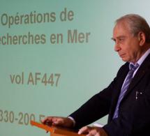 Premier rapport du BEA après un mois sur le crash du vol AF447