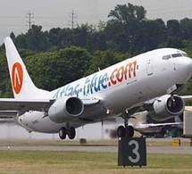 Incident technique sur un avion d'Atlas Blue