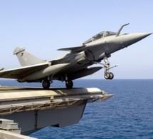 Crash de deux avions Rafale Marine dans la Méditerranée