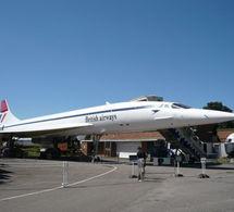 Un mariage inoubliable...à bord du Concorde