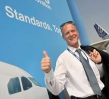 Dubai Airshow: Sénégal Airlines signe une lettre d'intention pour quatre A320 et deux A330