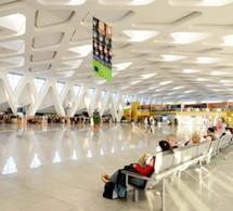 L'aéroport de Marrakech-Menara choisi parmi les plus beaux aéroports au monde