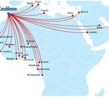 Royal Air Maroc: 23 destinations sur le continent Africains