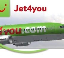 Jet4You: Reprise de l'activité aérienne sur l'Europe