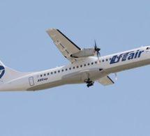 Premier ATR 72-500 dans le ciel russe livré à la compagnie UTair